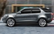 Land Rover Discovery Sport 18 Wide Car Wallpaper