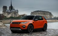 Land Rover Discovery Sport 22 Wide Car Wallpaper