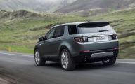 Land Rover Discovery Sport 24 Wide Wallpaper