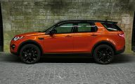 Land Rover Discovery Sport 25 Car Background