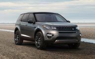 Land Rover Discovery Sport 3 Widescreen Wallpaper