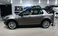 Land Rover Discovery Sport 4 High Resolution Wallpaper