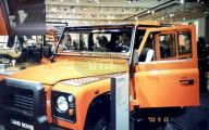 Land Rover Mall Display 2 Car Desktop Background