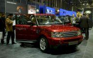 Land Rover Mall Display 30 Widescreen Car Wallpaper