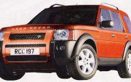 Land Rover Mall Display 41 Car Desktop Wallpaper