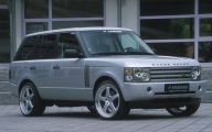 Land Rover Mall Display 43 Car Desktop Wallpaper