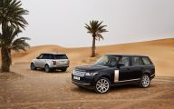 Land Rover Mall Display 7 Desktop Background