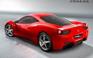Latest Ferrari Model 11 Car Desktop Background
