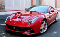 Latest Ferrari Model 4 Cool Hd Wallpaper