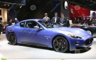 Maserati Blue Car 13 Cool Car Hd Wallpaper