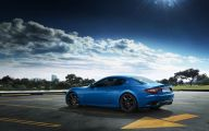 Maserati Blue Car 25 High Resolution Car Wallpaper