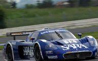 Maserati Blue Car 3 Widescreen Car Wallpaper