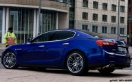Maserati Blue Car 5 High Resolution Car Wallpaper