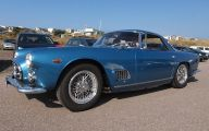 Maserati Blue Car 9 Widescreen Car Wallpaper