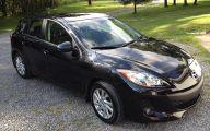 Mazda Elantra 4 Car Background