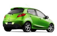 Mazda Green 18 Cool Hd Wallpaper