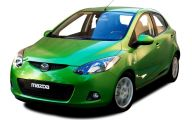 Mazda Green 22 Desktop Background