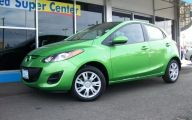Mazda Green 26 High Resolution Wallpaper