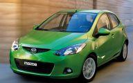 Mazda Green 28 Free Hd Wallpaper