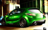 Mazda Green 29 High Resolution Car Wallpaper