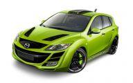 Mazda Green 6 Car Desktop Wallpaper
