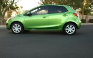 Mazda Green 9 Free Car Hd Wallpaper