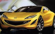 Mazda Sports Car 14 Background Wallpaper