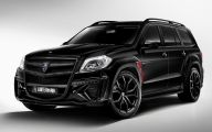Mercedes-Benz Black 24 Wide Car Wallpaper
