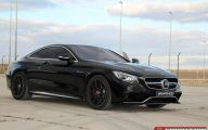 Mercedes-Benz Black 35 Wide Wallpaper
