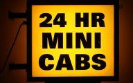 Mini Cab 58 Free Hd Wallpaper