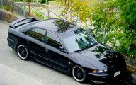 Mitsubishi Galant 12 Cool Car Hd Wallpaper