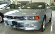 Mitsubishi Galant 19 Car Desktop Wallpaper