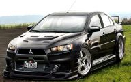 Mitsubishi Lancer 14 Free Wallpaper