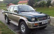 Mitsubishi Pick Up 15 Free Car Hd Wallpaper