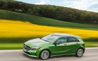 New Mercedes-Benz 27 Car Desktop Wallpaper
