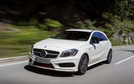 New Mercedes-Benz 34 Background