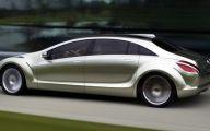 New Mercedes-Benz 40 Car Background