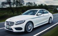New Mercedes-Benz 5 Desktop Background