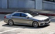 New Mercedes-Benz 6 Widescreen Wallpaper