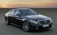 New Mercedes-Benz 8 High Resolution Wallpaper