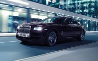 New Rolls-Royce	 24 Car Desktop Wallpaper