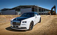 New Rolls-Royce 32 Car Background