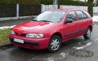 Nissan 1995 25 Car Background