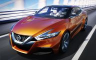 Nissan Sedan 1 Widescreen Wallpaper