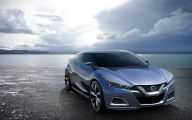 Nissan Sedan 6 Free Car Hd Wallpaper