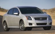 Nissan Sentra 11 Background Wallpaper