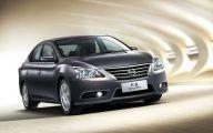 Nissan Sentra 12 Free Car Hd Wallpaper
