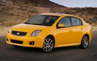 Nissan Sentra 5 Widescreen Car Wallpaper