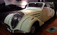 Old Peugeot  14 Car Desktop Background