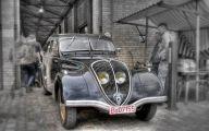 Old Peugeot  30 High Resolution Wallpaper